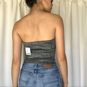 790c1c17dfc Urban Outfitters Tops - NWT sparkly urban outfitters tube top size M